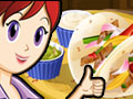 Fajitas z kurczaka - Sara…