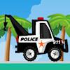 Policyjna ciężarówka 9…