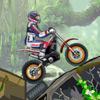 Motocyklowy trial - dżun…