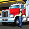 Ciężarówka z rafinerii