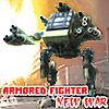 Opancerzony robot: Nowa wojna