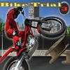 Motocykl - trial 3