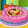 Ciasto pełne owoców