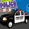 Policyjna ciężarówka